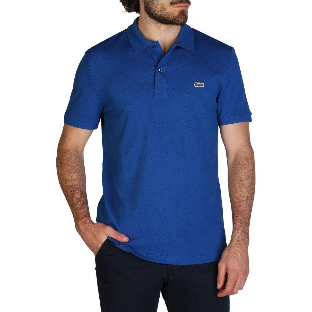 Lacoste Men's Polo Shirt Various Colours PH4012_SLIM - blue M