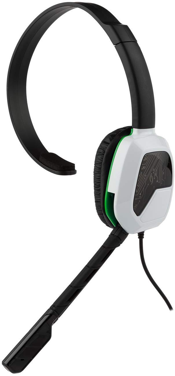 Xbox One Afterglow LVL 1 Chat Headset White