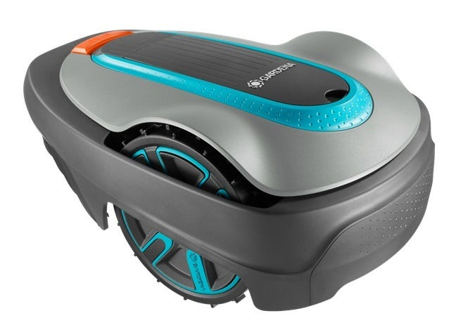 Gardena Robotgressklipper Sileno City 500