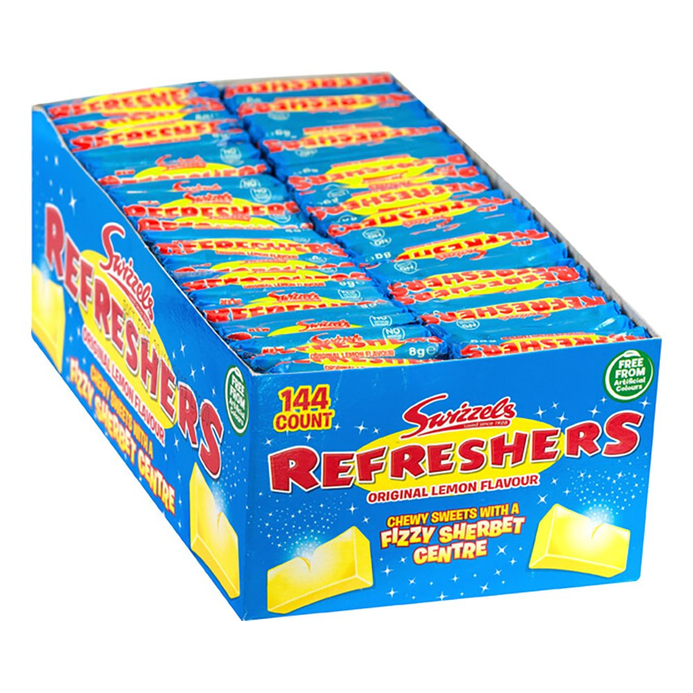 Refreshers Bruskola - 144-pack