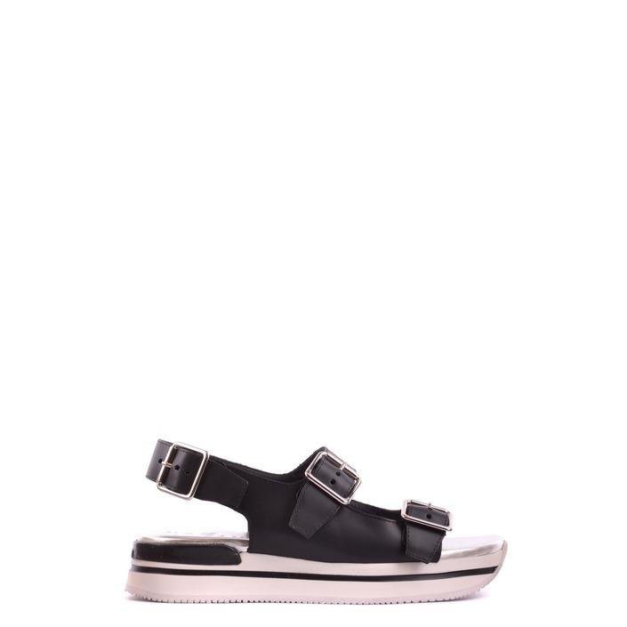 Hogan Women's Sandal Black 164229 - black 36