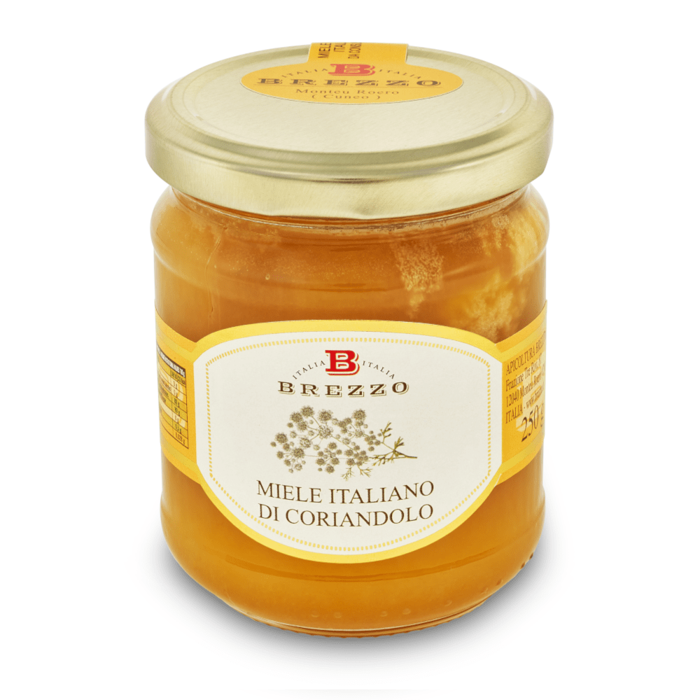 Coriander Honey 250g by Brezzo