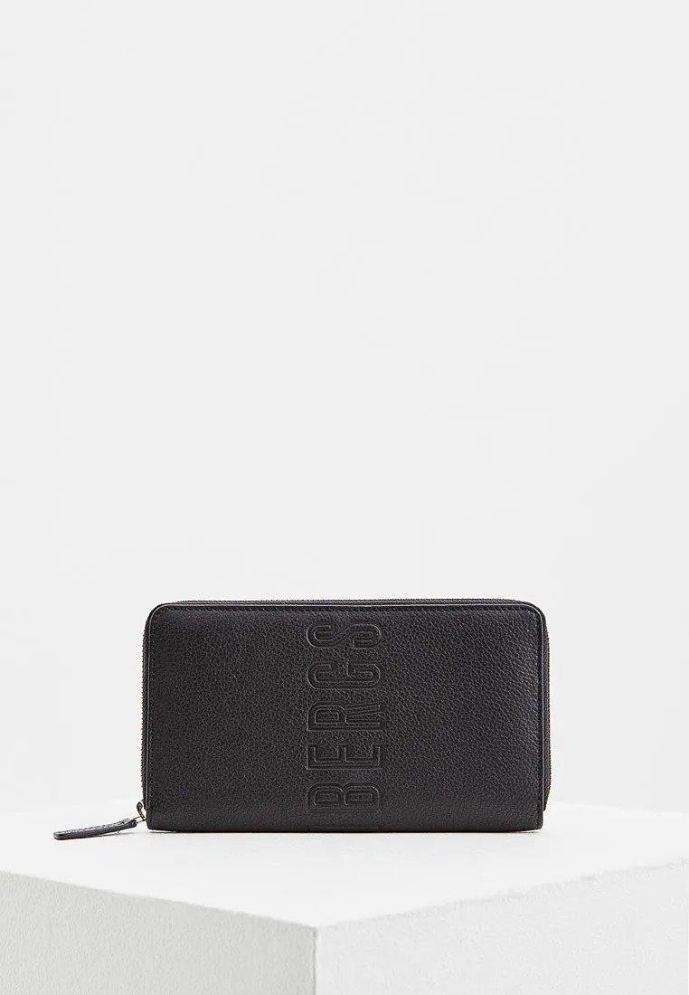 Bikkembergs Men's Wallet Black BI1432544