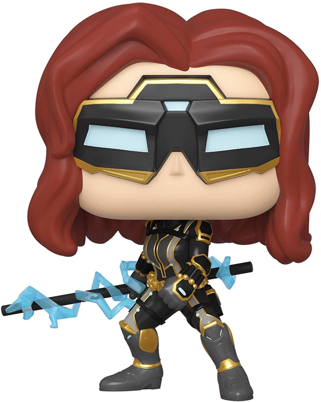 Funko! POP - Marvel: Avengers - Black Widow (Stark Tech) (47813)