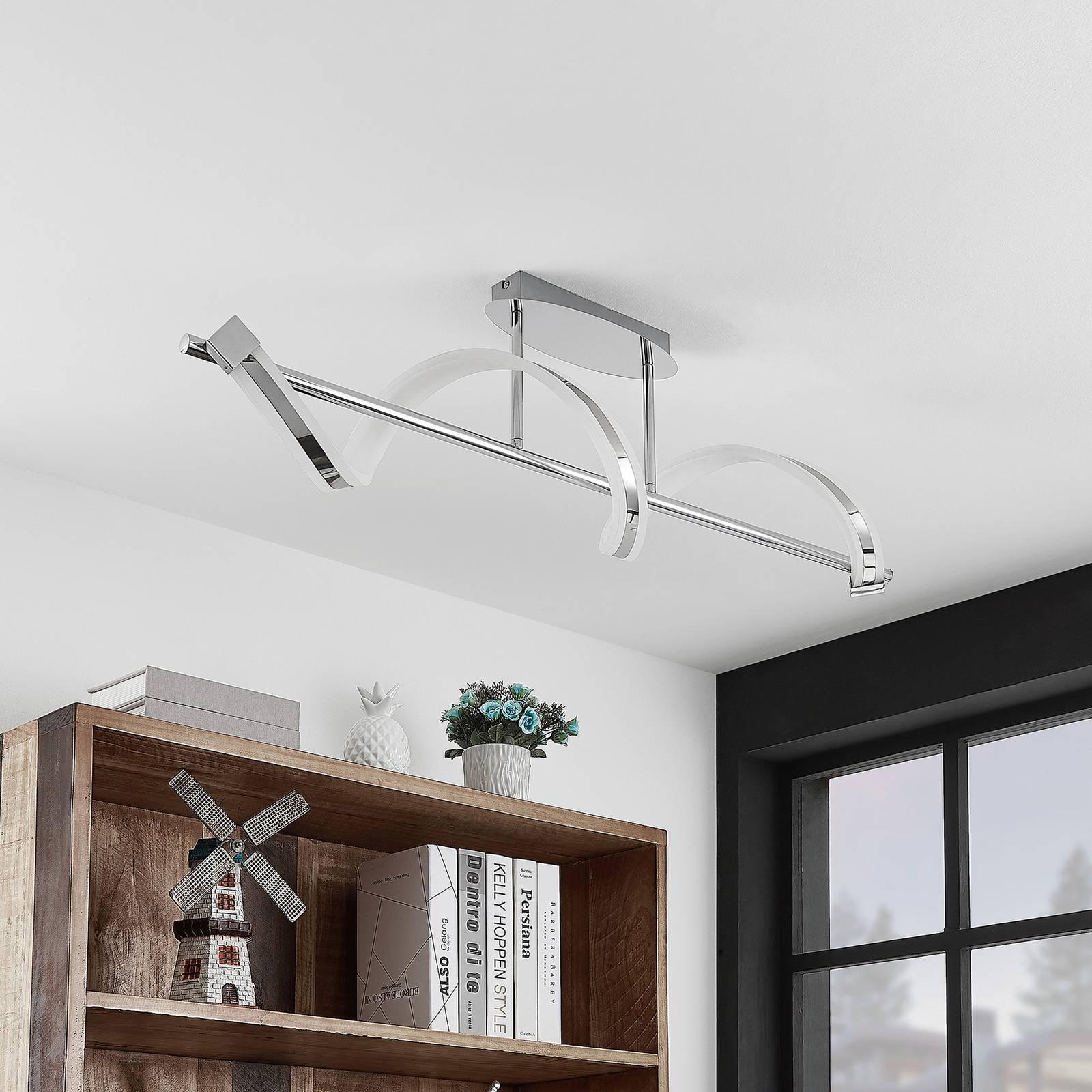Lindby Norine -LED-kattovalaisin