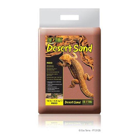 Exo Terra Desert Sand Röd