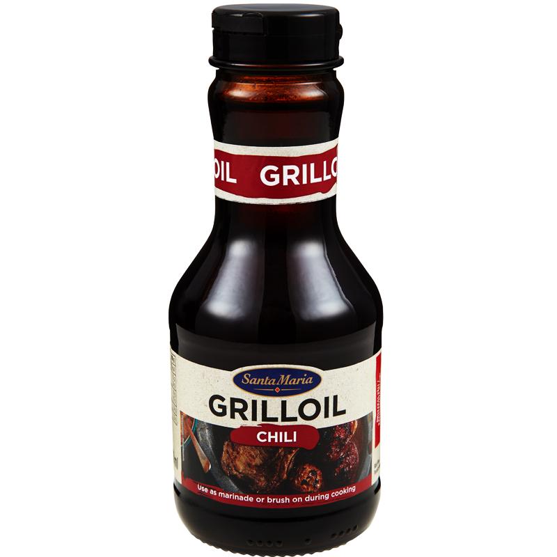 Grillolja Chili - 32% rabatt