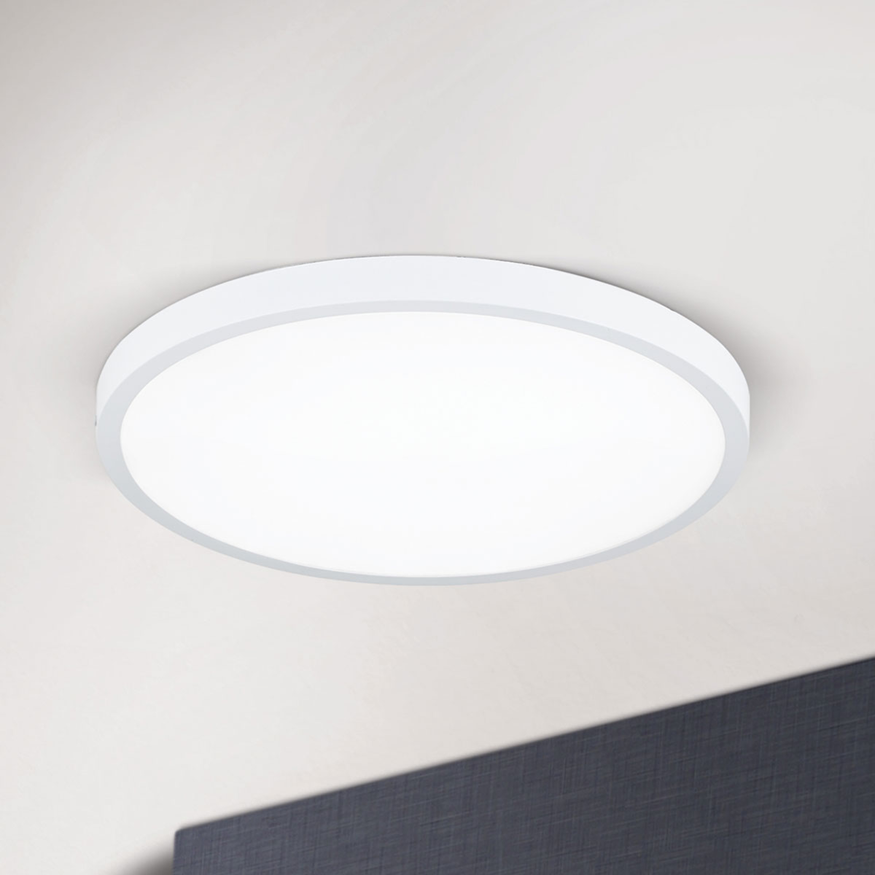 LED-kattovalaisin Lero Ø 40 cm