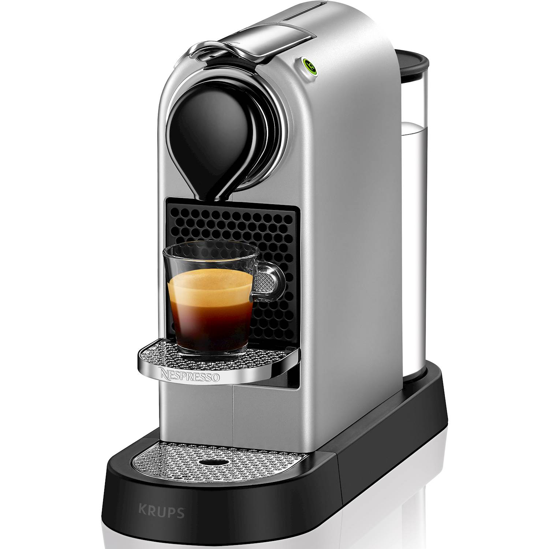 Nespresso krups Citiz, 1,0 l., silver