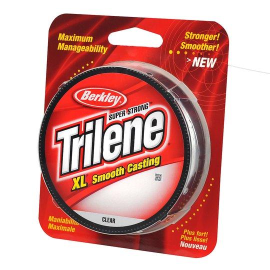 Bergley Trilene XL klar nylonlina