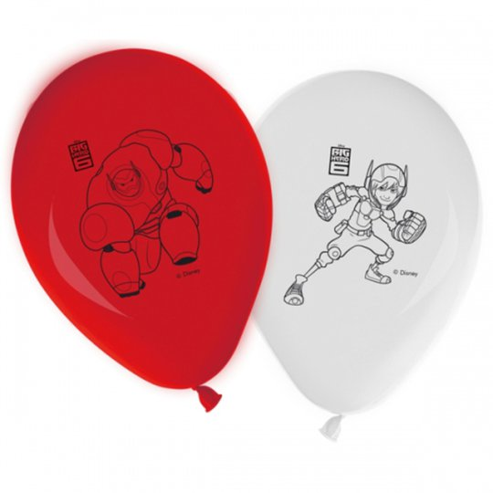 Disney Big Hero 6 Ballonger