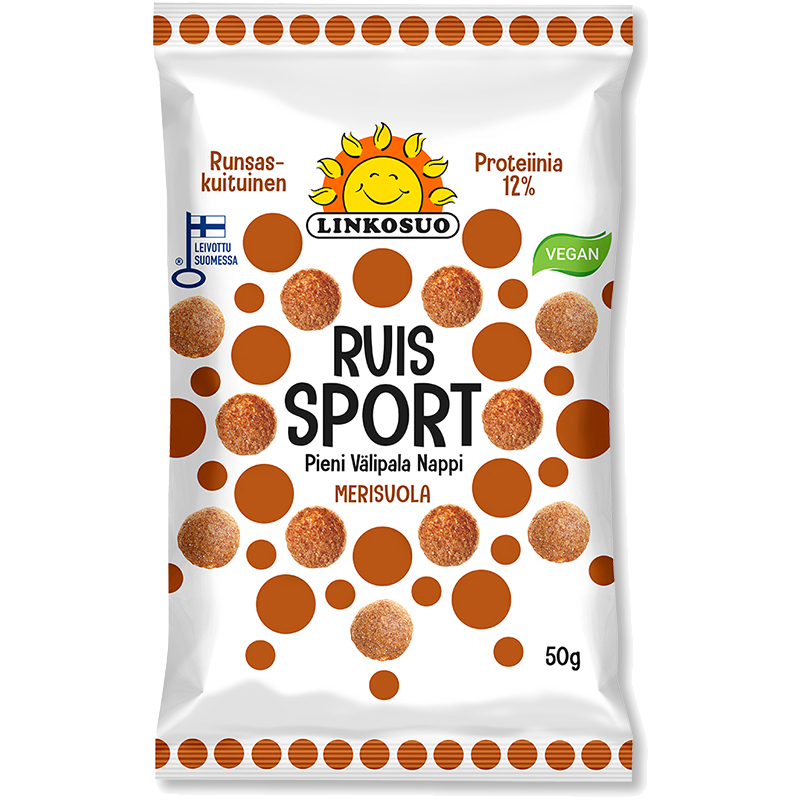 Ruis Sport Merisuola - 8% alennus