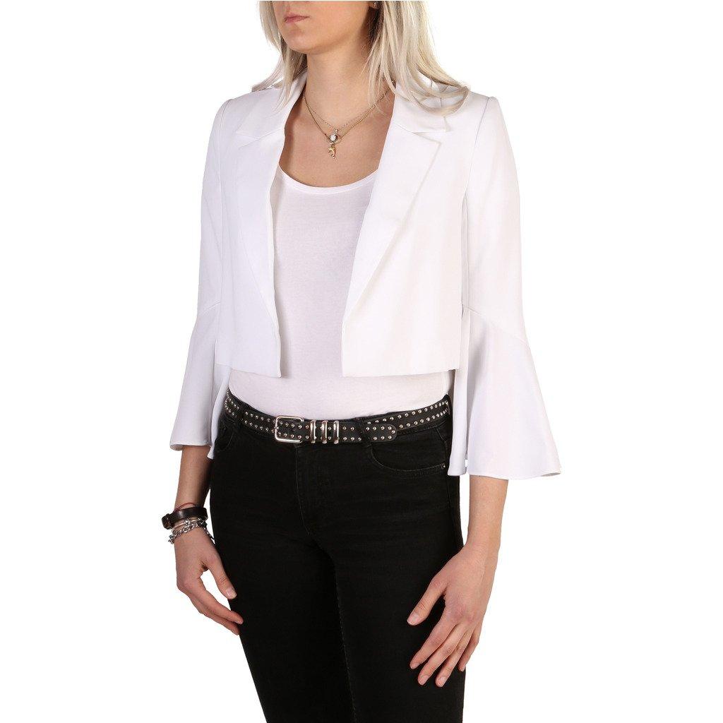 Guess Women's Blazer White 83G200 - white XS