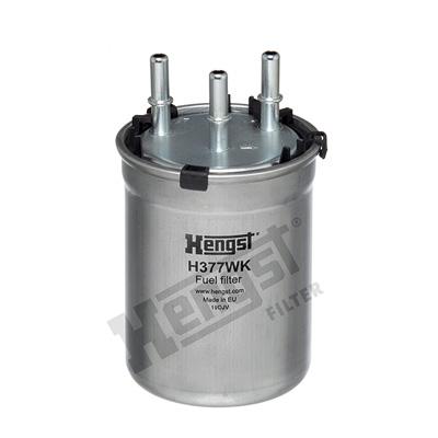 Polttoainesuodatin HENGST FILTER H377WK