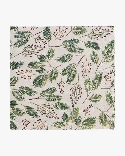 Paperiservetit, Pinetree