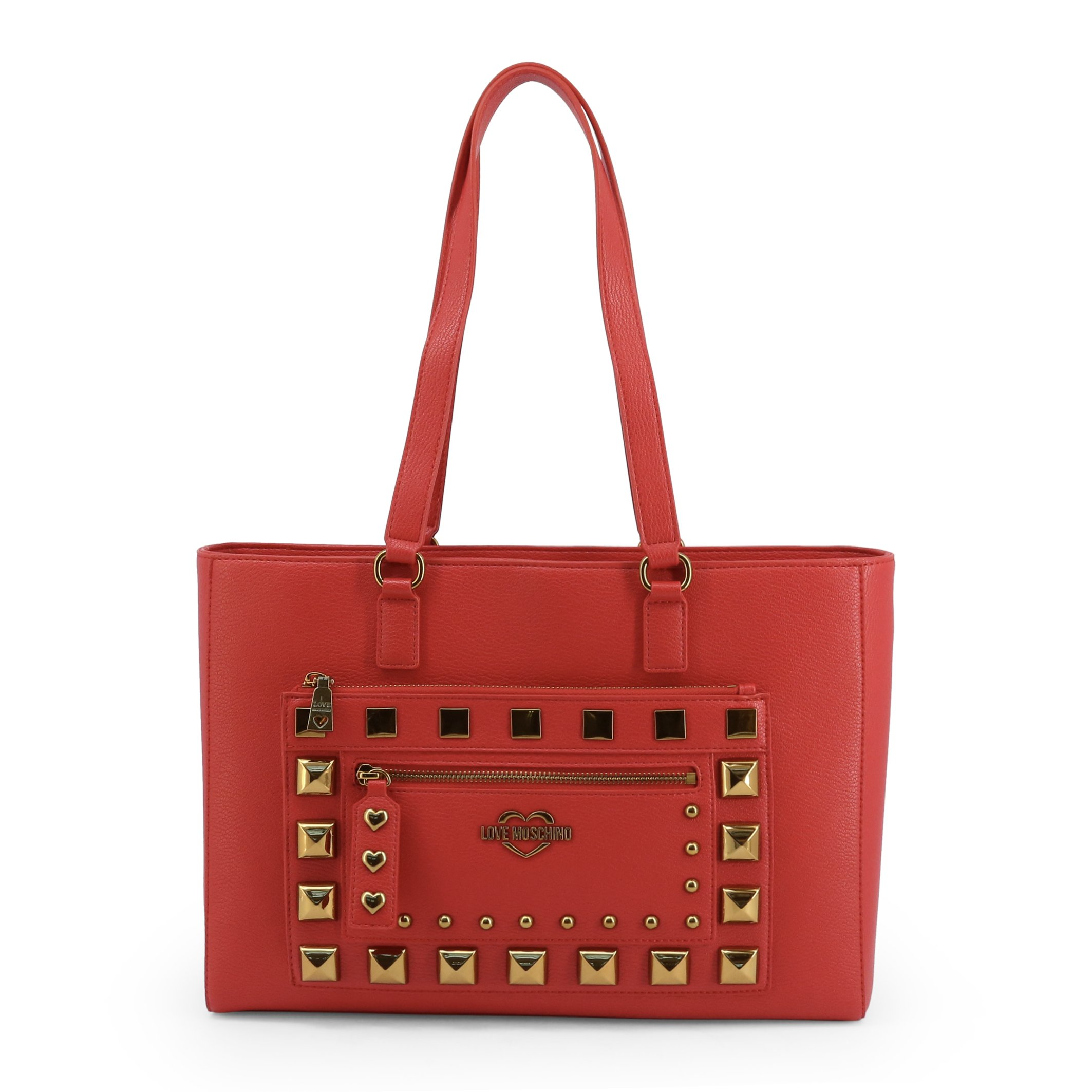 Love Moschino Women's Shoulder Bag Various Colours JC4285PP0BKO - red NOSIZE