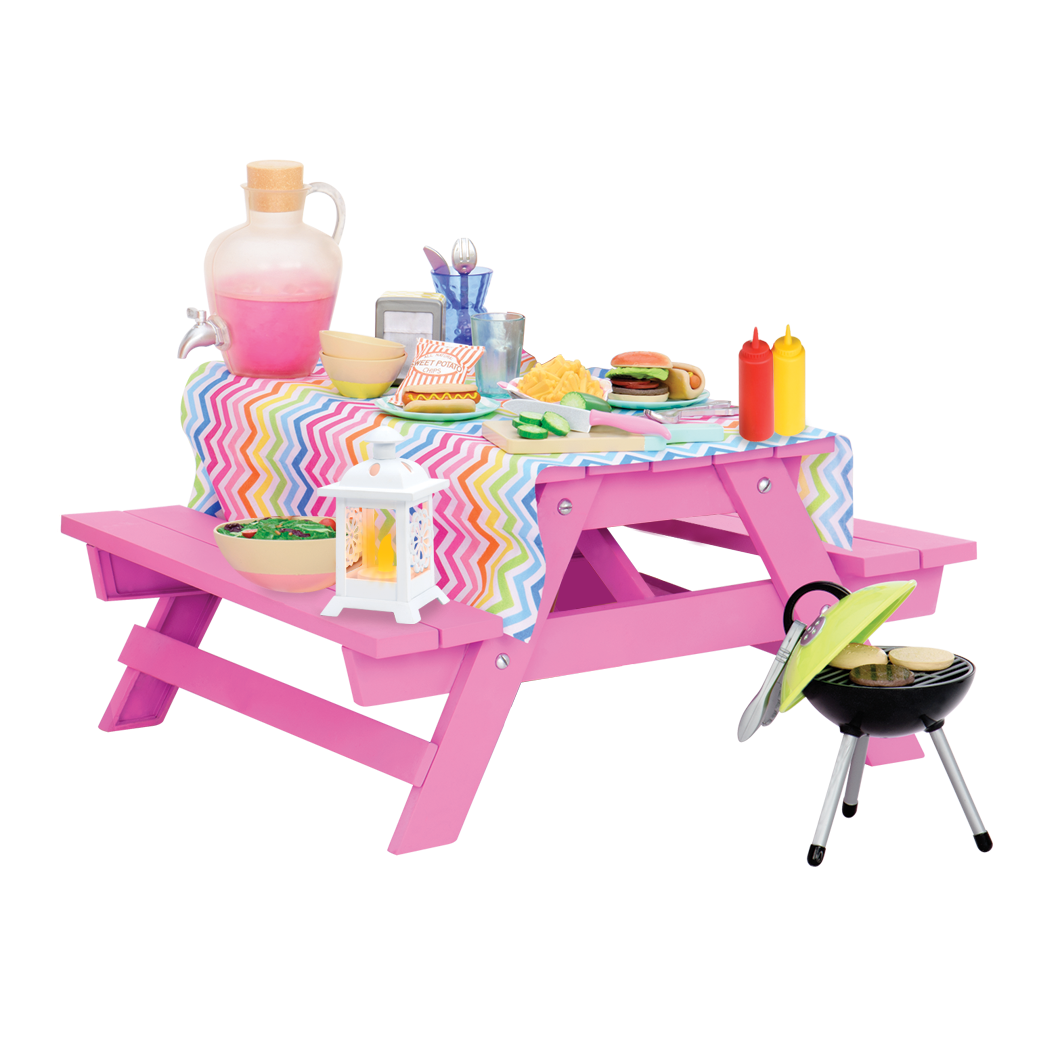 Our Generation - Picnic Table Set (737973)