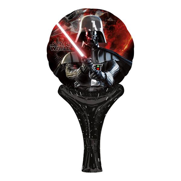 Folieballong Star Wars med Handtag - 1-pack