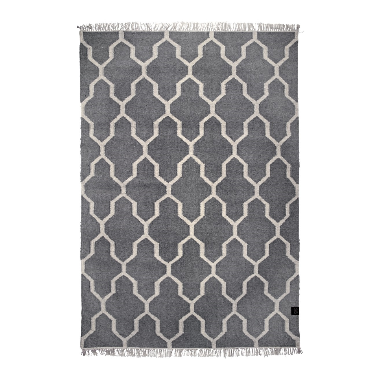 Ullmatta Tangier grå 200x300, Classic Collection