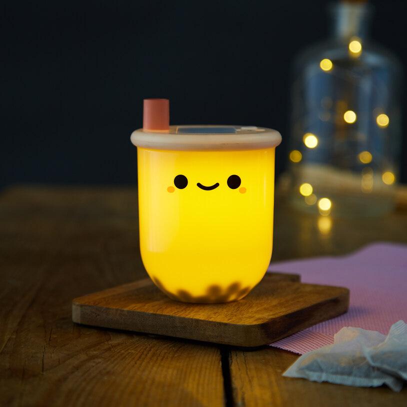 Pearl Boba Tea Light (22198)