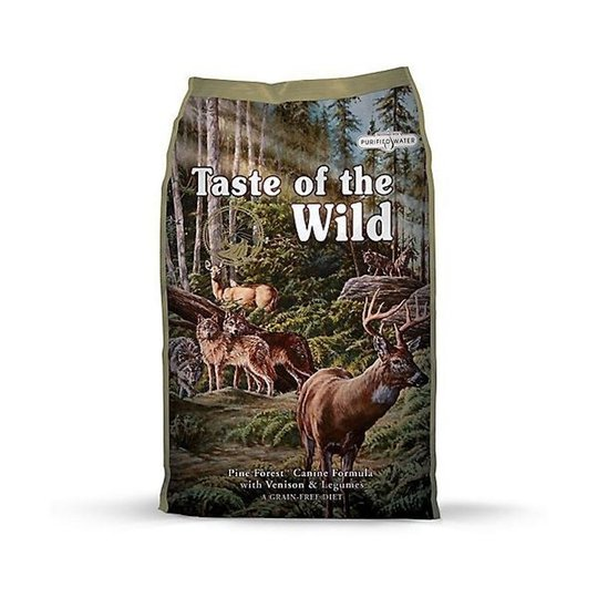Taste of the Wild Pine Forest Canine (2 kg)