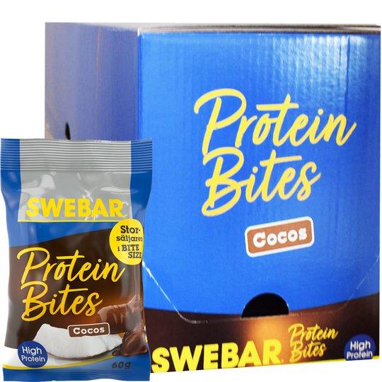Protein Bites Cocos 12-pack - 73% rabatt