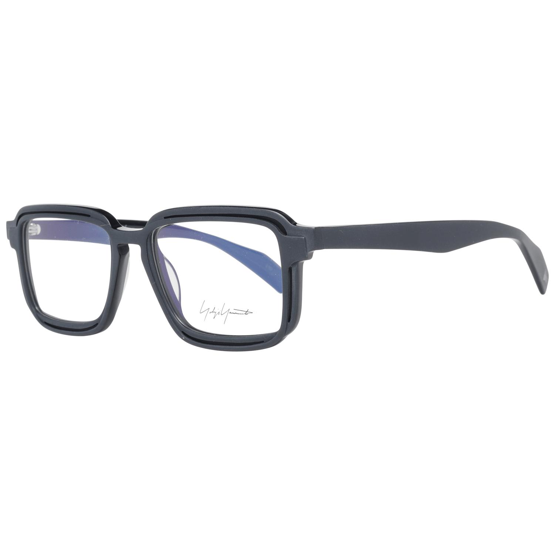 Yohji Yamamoto Men's Optical Frames Eyewear Blue YY1038 52613