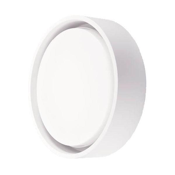 SG Armaturen Frame Round Seinävalaisin 7 W, valkoinen, 3000 K