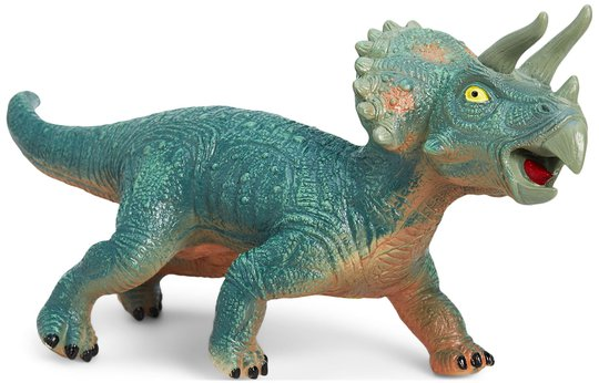 Fippla Dino Triceraptos Med Krage