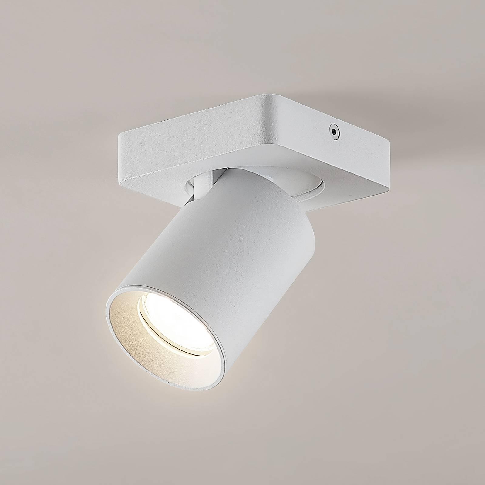 Arcchio Leevya-kattovalaisin 1-lamppuinen kulmikas