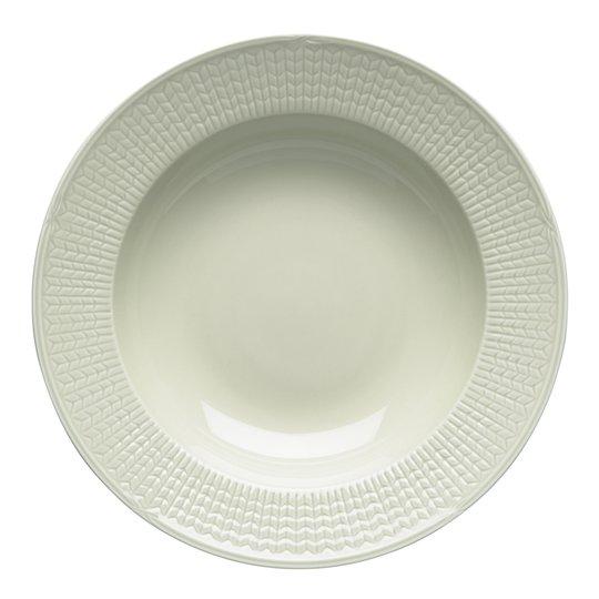 Rörstrand - Swedish Grace Tallrik djup 25 cm Äng