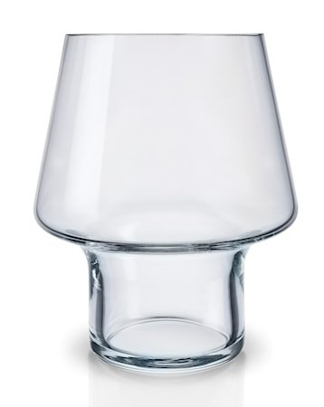 Glassvase sukkulenter Ø15 cm