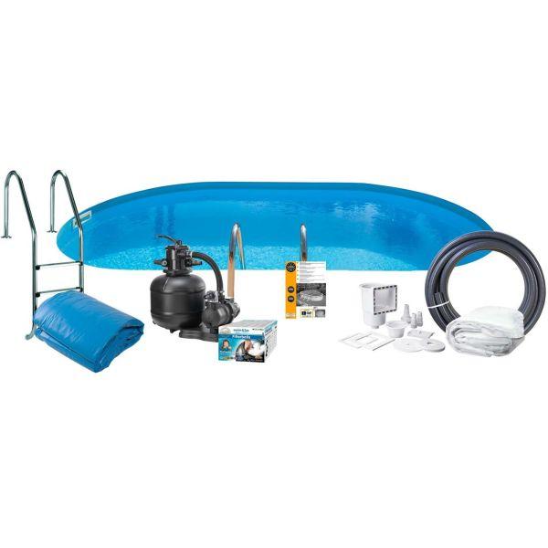 Swim & Fun 2793 Allaspaketti 6 x 3,3 x 1,2 m, 17 850 l