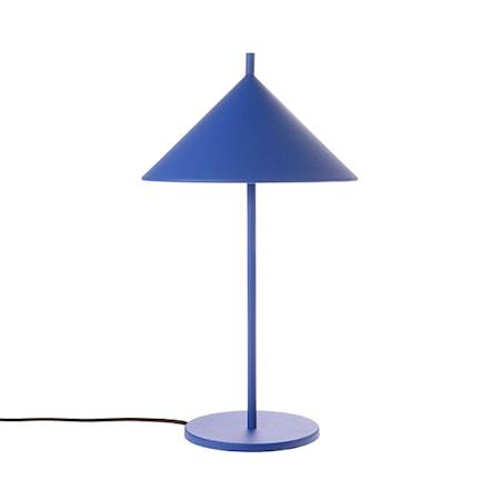 Bordslampa Triangle Metall Blå