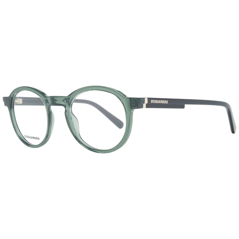 Dsquared² Men's Optical Frames Eyewear Green DQ5249 47093