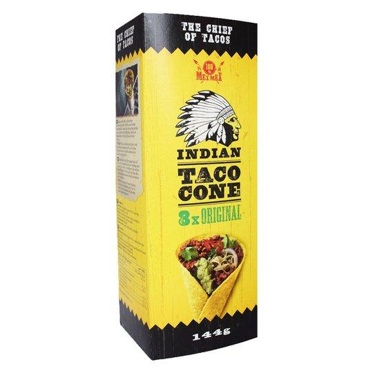 """""""Taco Cones Original"""" 8 x 18g - 40% rabatt"""