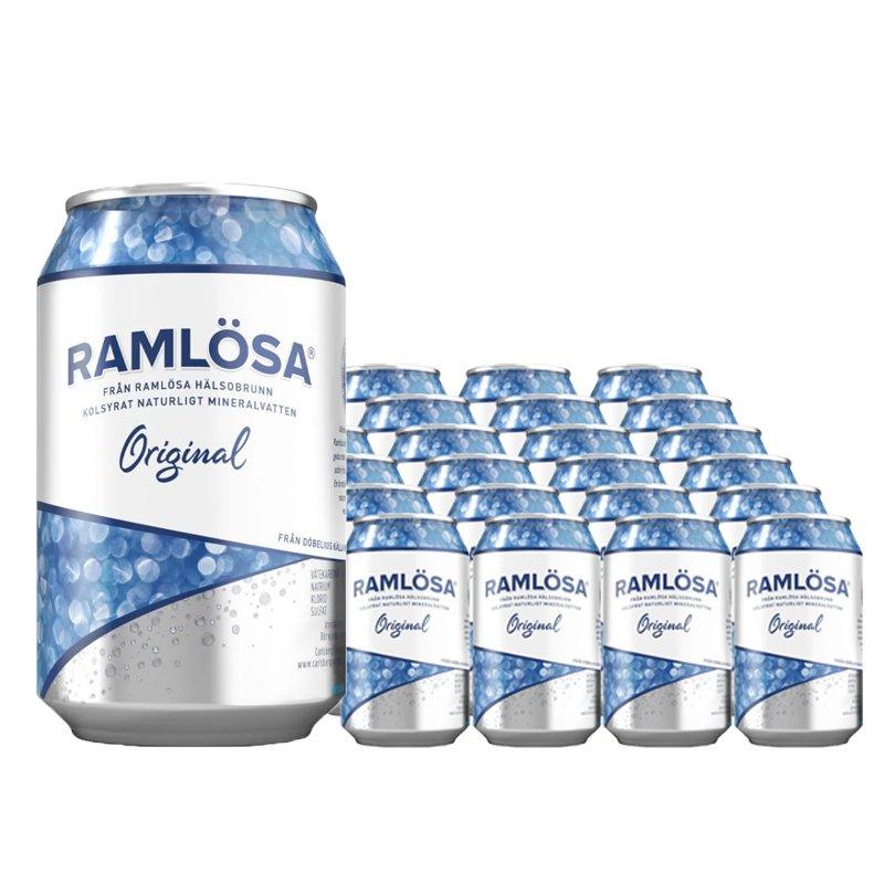 Ramlösa Original 24-pack - 48% rabatt