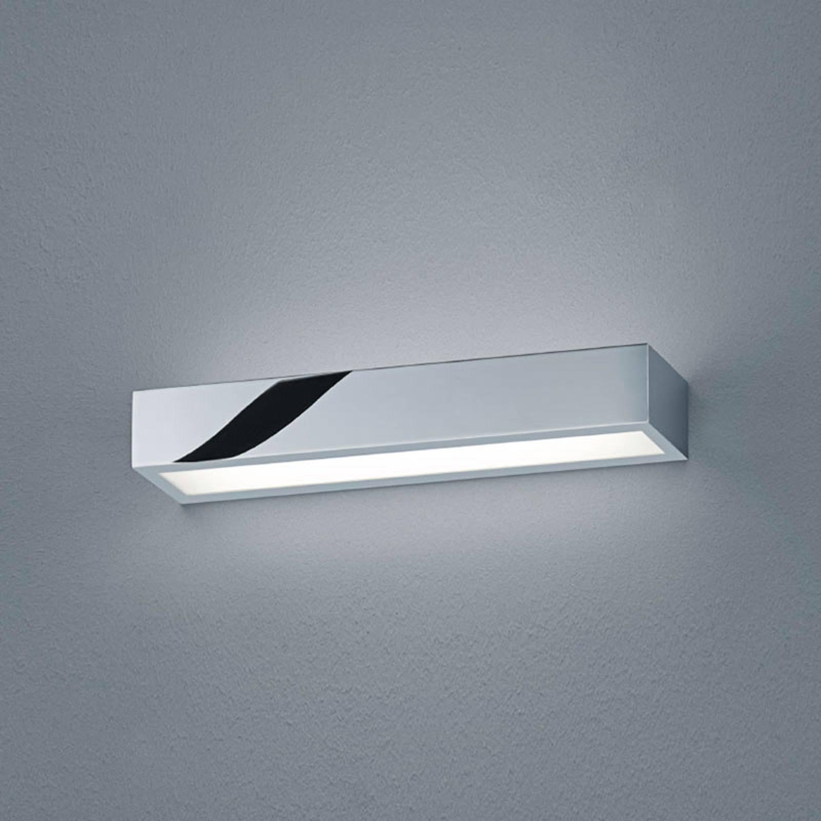 Helestra Theia LED-speillampe, forkrommet, 30 cm