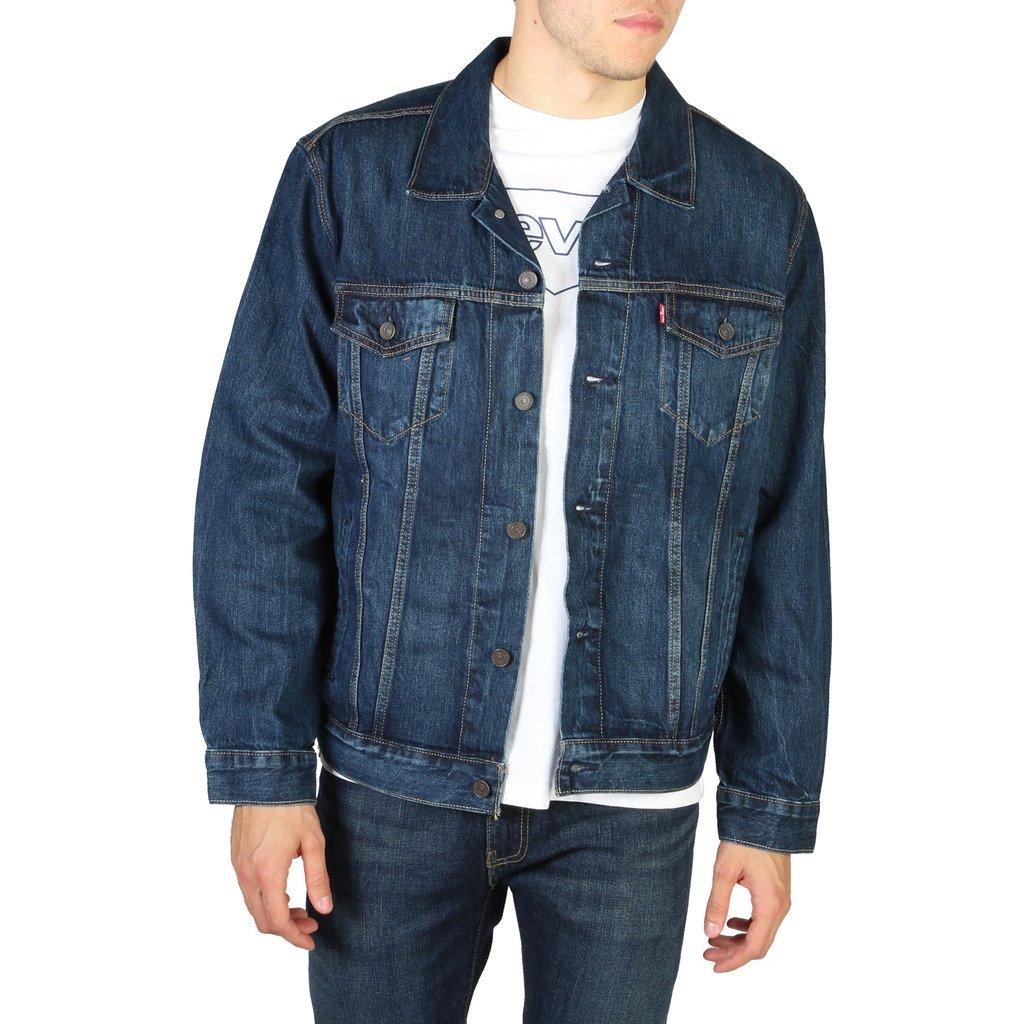 Levis Men's Jacket Blue 72334 - blue XS
