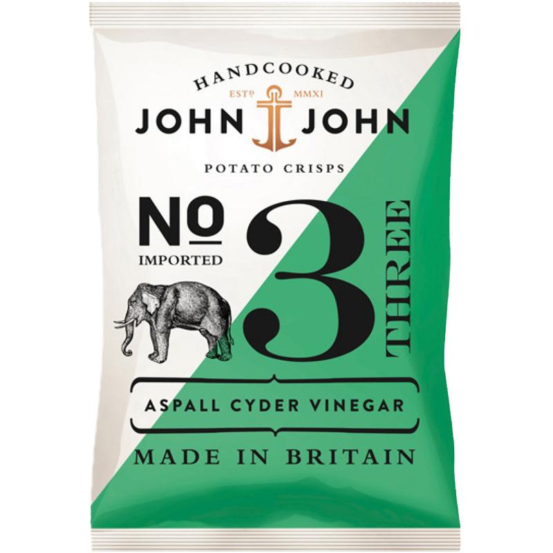 Chips Havssalt & Vinäger - 33% rabatt