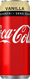Coca-Cola Vanilla Zero SE 33cl