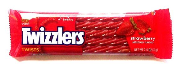 Twizzlers Jordgubb 70gram