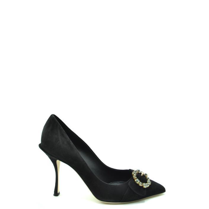 Dolce & Gabbana Women's Pumps Black 177542 - black 36