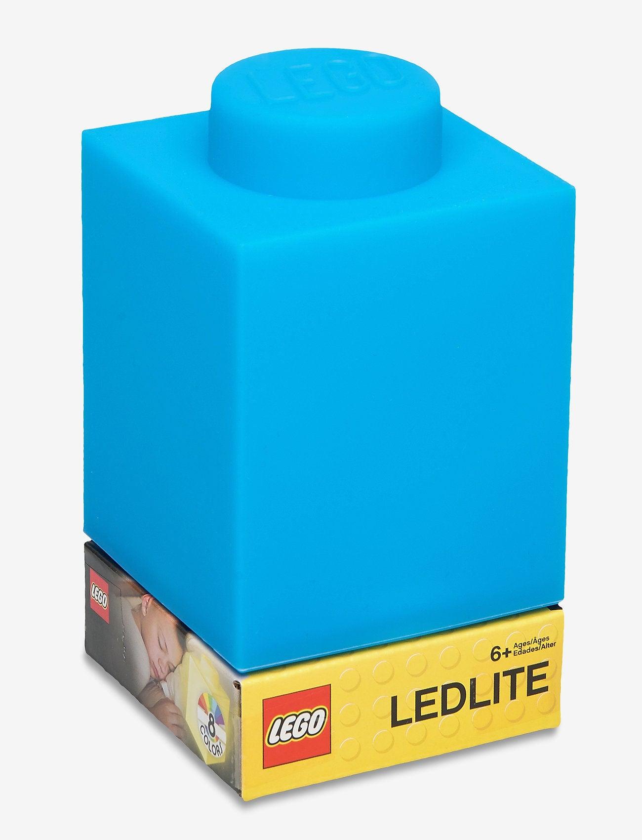 LEGO Classic Silicone Brick Yövalo, Sininen