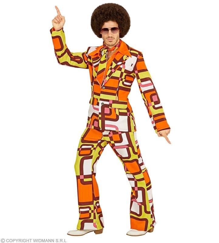 70-tals kostym maskeraddräkt L