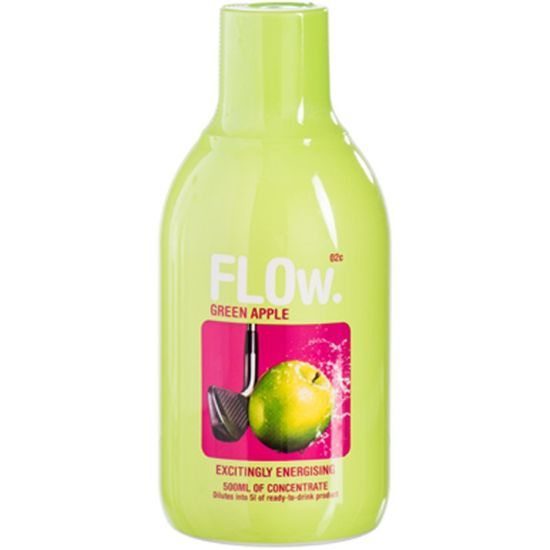 "Dryckeskoncentrat ""Green Apple"" 500ml - 56% rabatt"