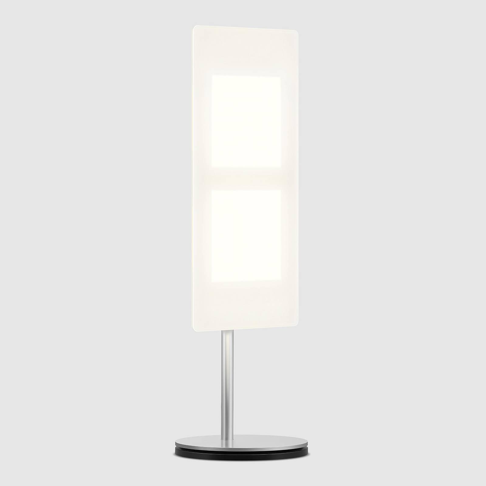 OLED-pöytävalo OMLED One t2, musta, 47,8 cm