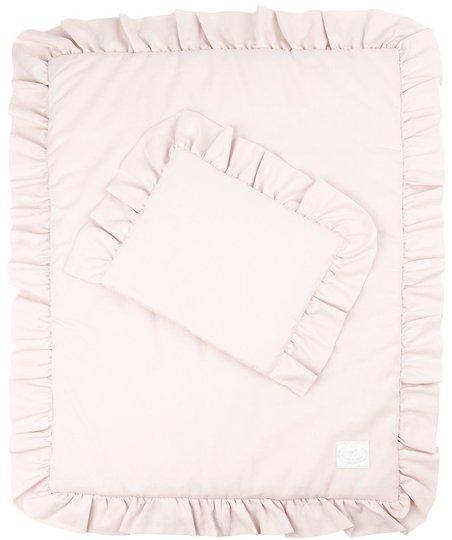 Cotton & Sweets Sengesett 50x65, Rosa