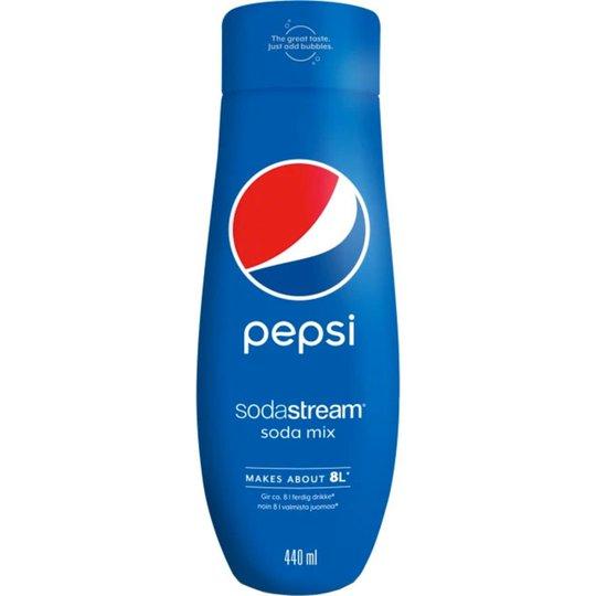 SodaStream Pepsi Smakkoncentrat 440 ml