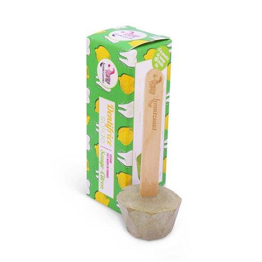 Lamazuna Fast Tandkräm Salvia & Citron, 17 g